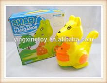Kid cartoon kangaroo led christmas projector light,projection animal toy