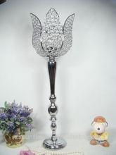 kristal mumluk düğün masa süslemeleri antik kalay mumluk ferforje şamdan