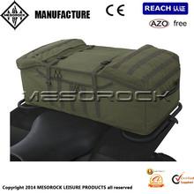 Classic QuadGear Olive Rear Rack ATV Bag/ATV Tank Bag