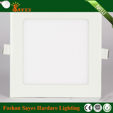 Good value for the money waterproof driver ultra thin square led panel lighting