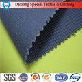 Alta qualidade de tecido de algodão a324/terylene retardador de chama anti- estático tecido