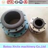 Professional manufacturer JGD expansion joint rubber bellows flange dn65 pn16
