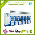 Automática cheia& chinelo sandália sapato que faz a máquina