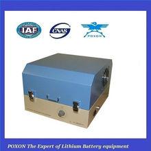 de escritorio de la batería de litio de alta velocidad de vibración de bolas de molienda equipo