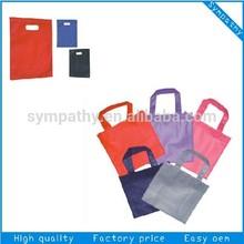 80gsm non woven handles eco promotion shopping bag