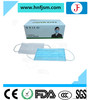 3 layer different color medical mask mouth mask wet-laids face mask disposable with ear loop