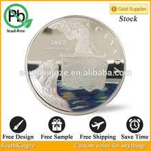 Canada 2012 silver plated souvenir gift