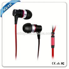 High Quality Red Headphones Newest Custom Earphones Cheap Bluetooth Handsfree