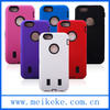for iPhone6 case, stylish 2 in 1 hard case IP6-OT002 for mobile phone