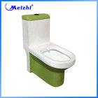 Sanitary ware bathroom ceramic colour toilet with bidet