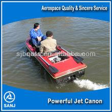 SANJ Powerful Jet Canoe with 2 seats