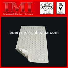 Hot ISO9001 14001 RoHS Certificate Custom Printed Natural PVC baby children rubber bath mat