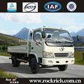 sitom china marca nuevo diesel 4x2 8 toneladas camión de carga las dimensiones