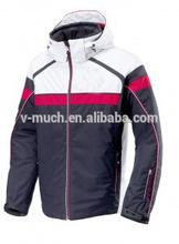 Hot-sale customized outdoor parka ski jacket coat waterproof skiing coat breathable coat