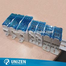 Newest Unizen JUT10-125 Cu/Al Power Distribution Terminal Block