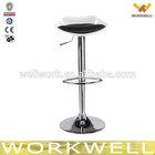 WorkWell adjustable swivel ABS bar stools kw-b2351-2