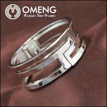 o mais novo amor 925 personalizado pulseira de prata esterlina