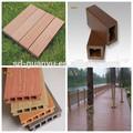 Piso laminado de madeira/madeira olhar pisosde borracha/não- piso antiderrapante para o quintal