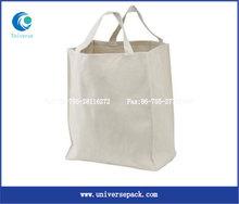 handle plain white cotton bag promotion