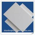 En plastique rigide feuilles de mousse de pvc conseil/pvc feuille de mousse