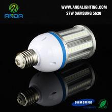 CE approved factory wholesale e27 25w led corn light