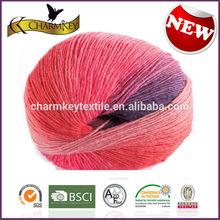 NE 10S-24S 70/30 wool and nylon blended super soft baby yarn
