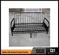 Confortável de ferro antigo sofá cama cx-05