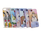 Customized High Quality Phone Cover Cases for iPhone 5 with TPU IMD Printing