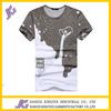 3d design printing men's t-shirts, custom men's t-shirts, OEM men's t-shirts