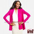 Crochet capas, pink lady blusas de cashmere