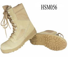 SL,breathable suede leather special mission OPS approved insulated Belleville desert boots