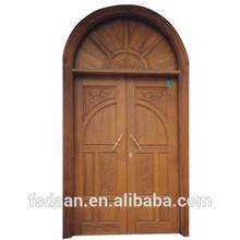 solid wood arched interior door core