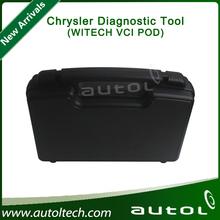 2014 Wholesales Chrysler Diagnostic Tool (WITECH VCI POD) Chrysler Scanner designed chrysler jeep and dodge diagnostic tool