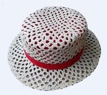 wholesale stylish man fedora paper hat