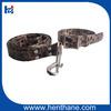 Waterproof and durable dog leash, fashion dog collar and dog leash