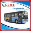 WZL 8m CNG City Bus Yuchai Engine