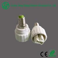 Adapter lampholder E14 to G9 converter for halogen lamps