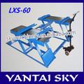 Lxs-60 china fornecedor elevadores atv / hidráulico usado carro elevador para venda