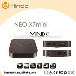 MINIX X7 mini 2GB RAM, DLNA, 8GB Internal Memory Quad Core android tv box