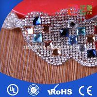 custom style christmas hotfix crystal motifs templates