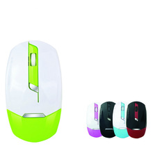 cute optical new mini receiver wireless mouse RF611