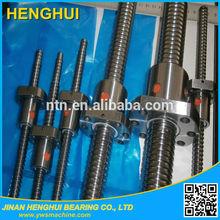 bearing manufacture SFU2010-3 milled ball screw/lead screw &support unit SFU series