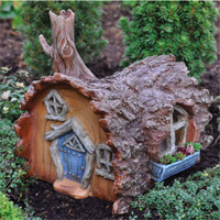 factory custom wholesale fairy garden house