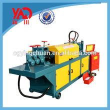 4-14mm steel wire/bar straightener and cutter,tube straightening and cutting machine