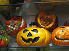 Artificail EPS foam fake decoration pumpkin