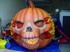 2014 Giant inflatable Halloween Pumpkin for festival