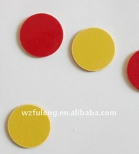 NEW Plastic Euro Trolley Coin Plastic tokens