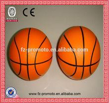 anti promotion pu stress ball pu basketball