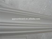 hot sale building Decorative Fiberglass gypsum cornice design / Cornice / wall angle line