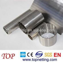 Johnson Screen / Stainless Steel Filter Sieve Tube